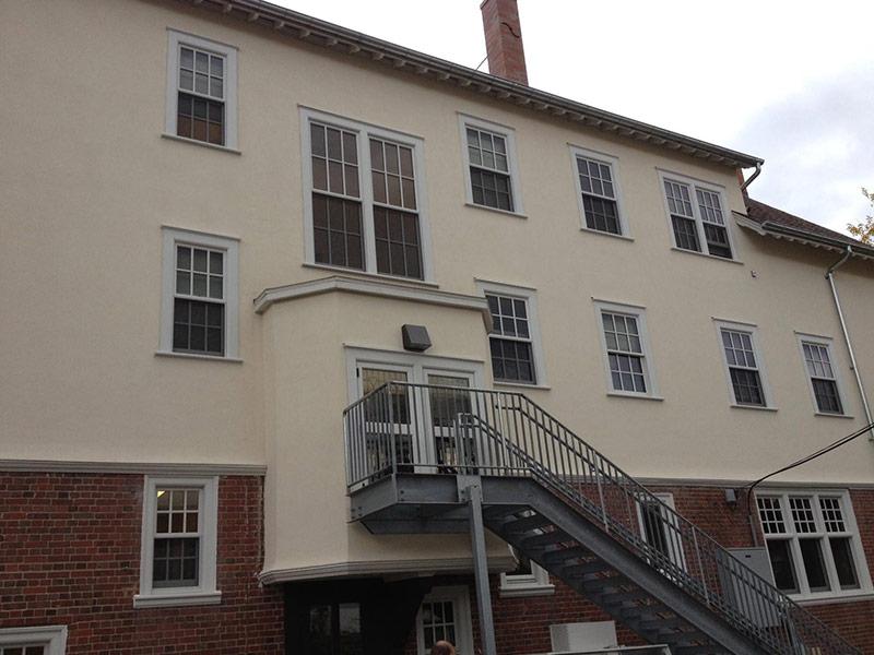 Delta Upsilon House Ann Arbor Mi Parrett Windows Amp Doors