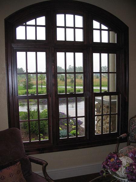 Marshfield Wood Doors : Wisconsin residence parrett windows doors