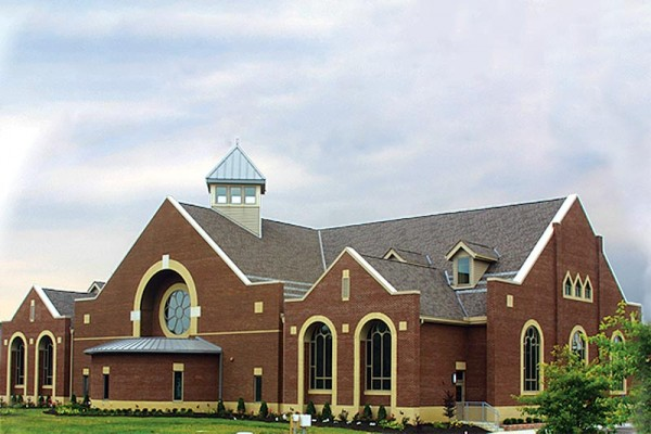 view of Saint John Neumann Church