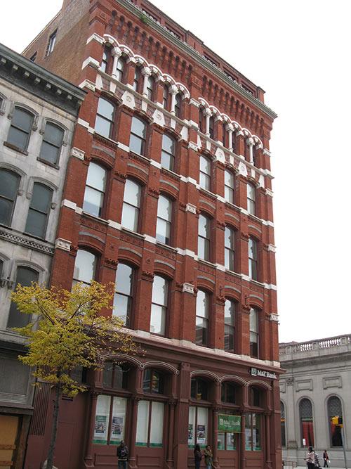 Abell Building Baltimore Md Parrett Windows Amp Doors