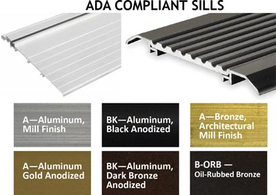 commercial door pull choices