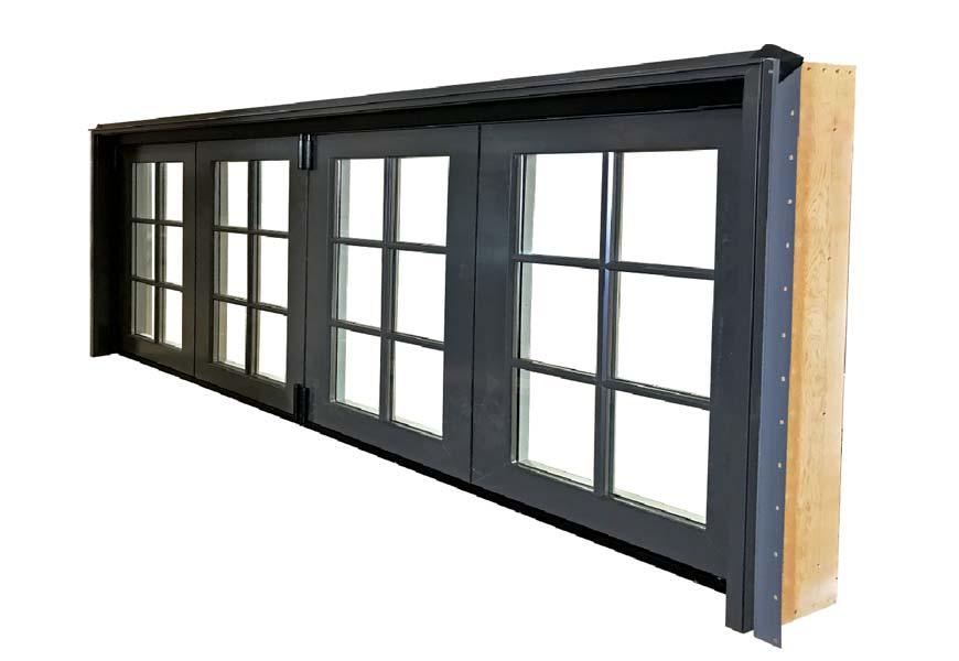 Bifold Window Systems Parrett Windows Amp Doors
