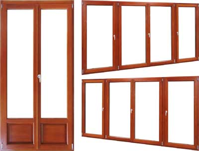 casement profile door