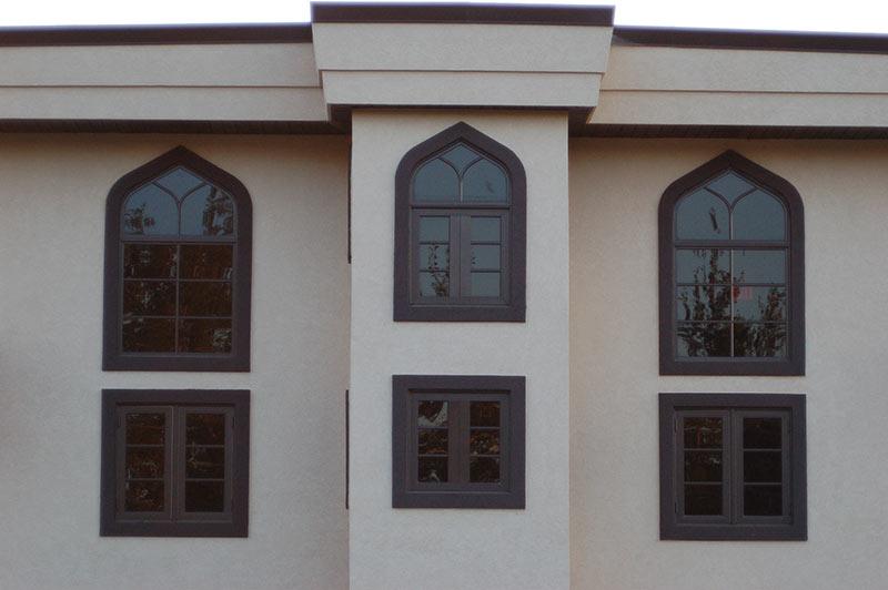 Masjid Al Noor Mosque Marshfield Wi Parrett Windows