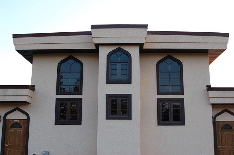 Marshfield Wood Doors : Masjid al noor mosque marshfield wi parrett windows