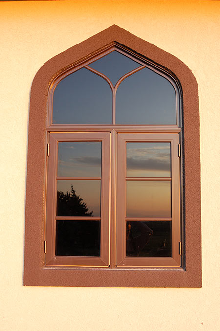 Masjid Al Noor Mosque Marshfield Wi Parrett Windows
