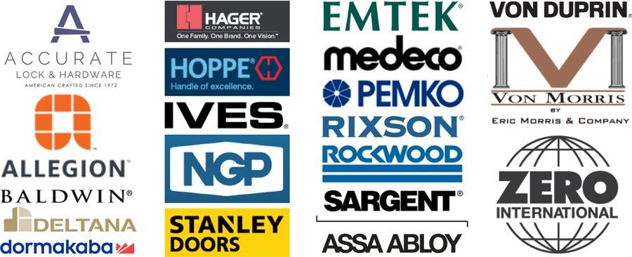 commercial hardware vendor listing