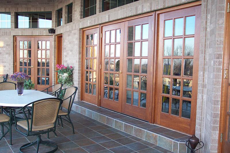 Marshfield Wood Doors : Marshfield doors parrett provided windows that are a