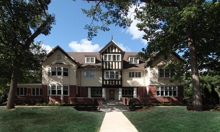 Ann Arbor Mi Delta Upsilon House Parrett Windows Amp Doors