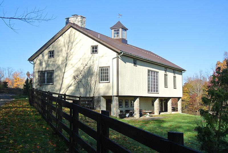 Barn Renovation Columbus Oh Parrett Windows Amp Doors