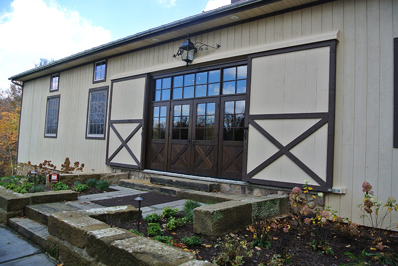 Barn Renovation Columbus Oh Parrett Windows Doors