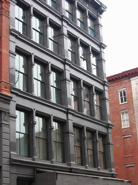 Crosby Street Soho District New York Ny Parrett
