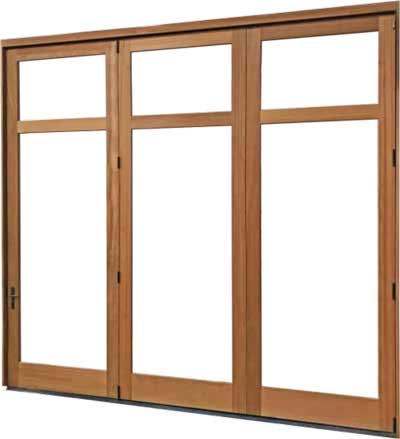 oversize large bifold door