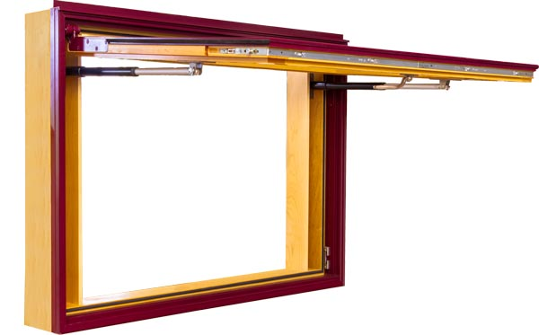 edge pulls for lift and slide door sash panels