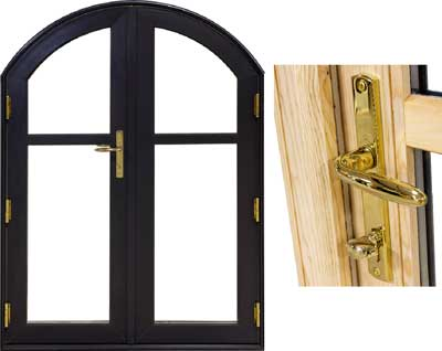 operable door transom