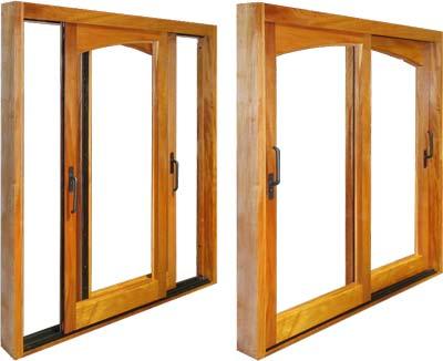 bifold door with decorative cremone bolt hardware