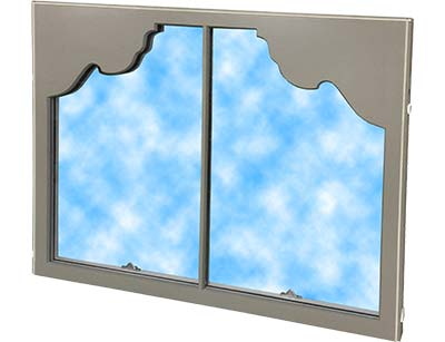 Variation 5 Hung Window