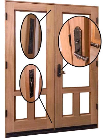 singlepoint door hardware