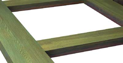 custom stain color examples