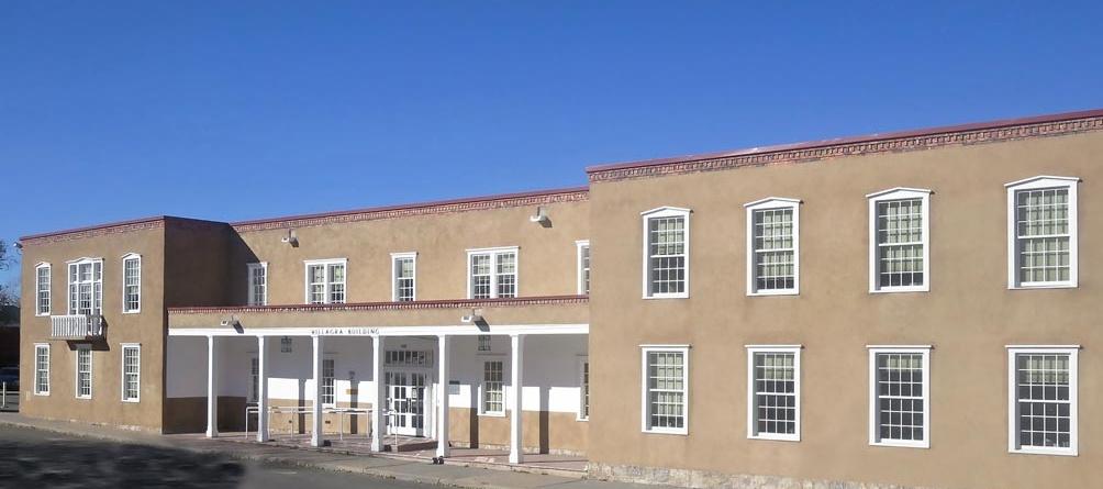 Villagra Building Santa Fe Nm Parrett Windows Doors