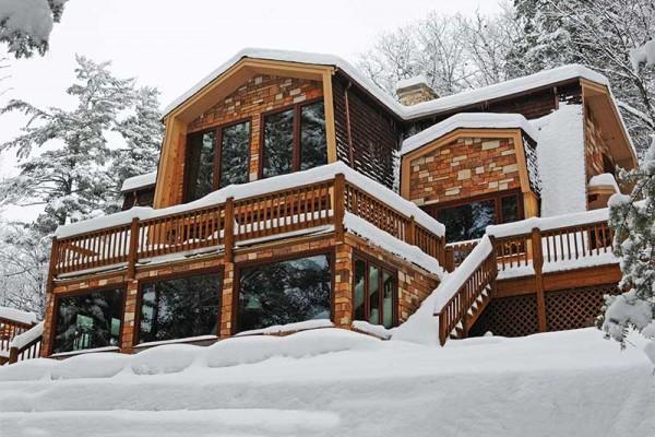 Northwoods Wisconsin Cabin